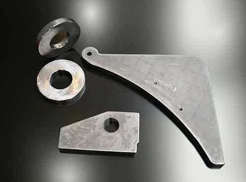 Teile für Maschinenbau